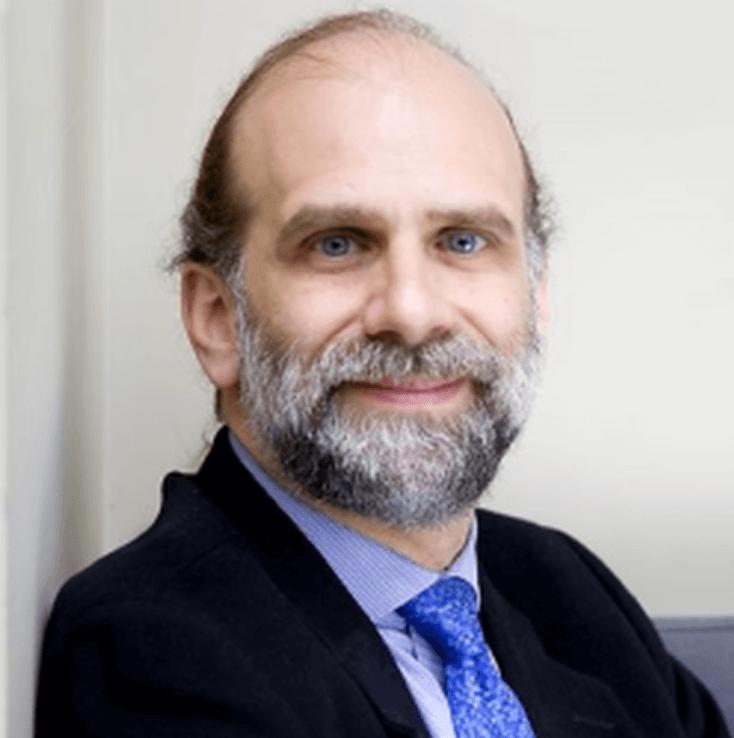Bruce Schneier profile headshot