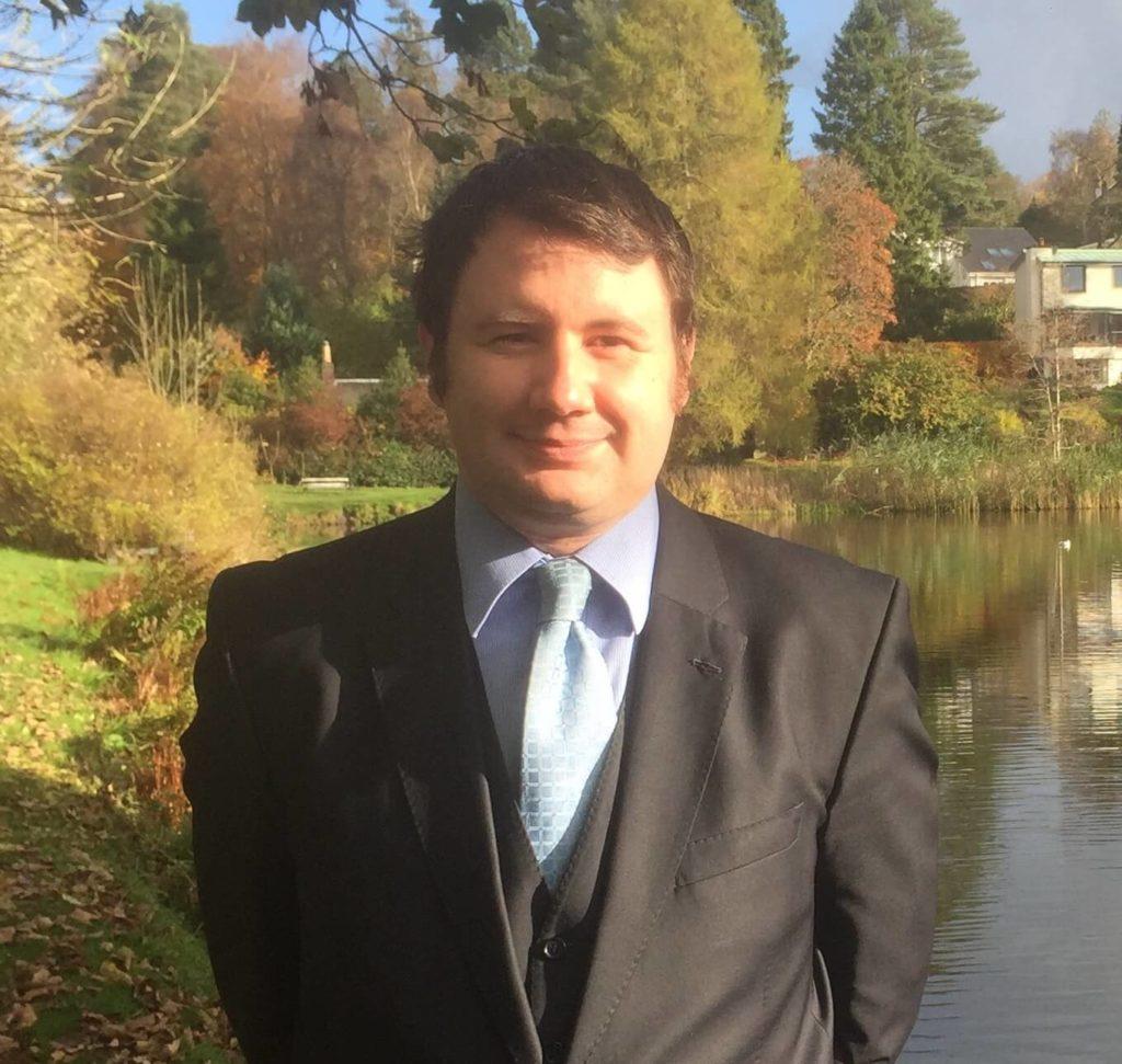Alastair Majury