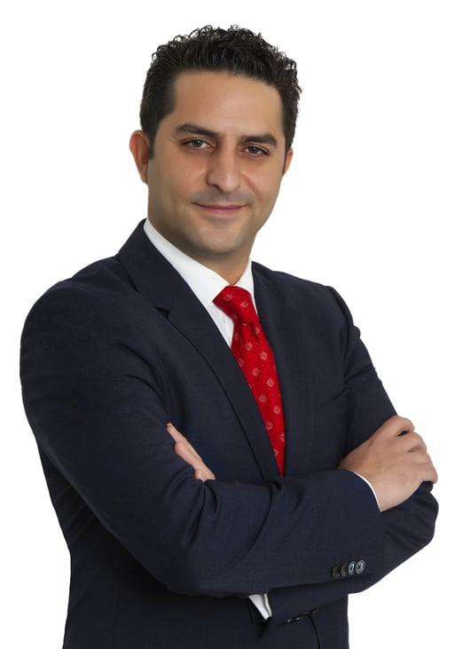 Mehran Redjvani: Real Estate Professional