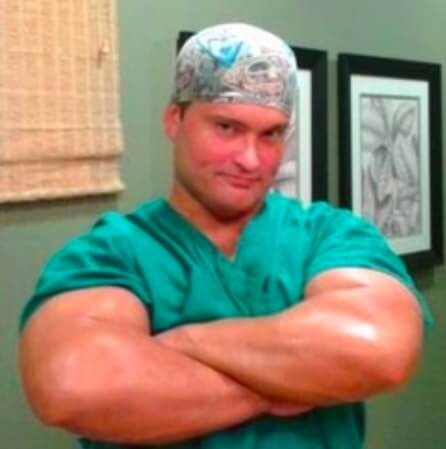 Dr. Kenneth Hughes, Plastic Surgeon