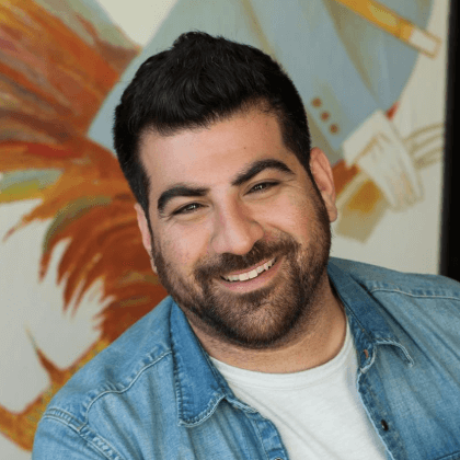 Kevin Naderi, Owner and Chef of Roost