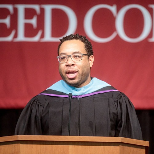 Milyon Trulove, Vice President and Dean of Admissions and Financial Aid at Reed College