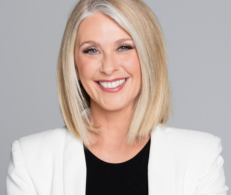 Tracey Spicer AM, Broadcaster and Author of The Good Girl Stripped Bare