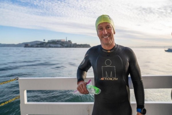 Scott Cathcart: Entrepreneur, Impact Investor, & Triathlete